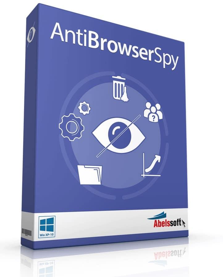 برنامج حماية المتصفحات من التجسس والإختراق | Abelssoft AntiBrowserSpy