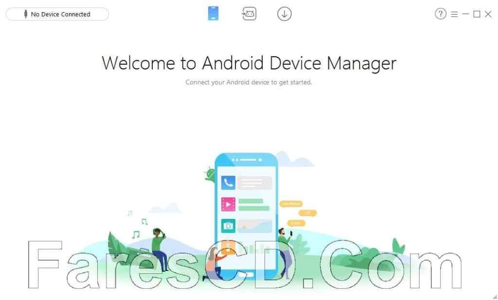 برنامج نقل البيانات والملفات لهواتف أندرويد | iMobie AnyTrans for Android 7.3.0.20191120
