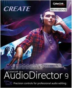 برنامج الهندسة الصوتية وتحرير الصوت | CyberLink AudioDirector Ultra 9.0.2217.0