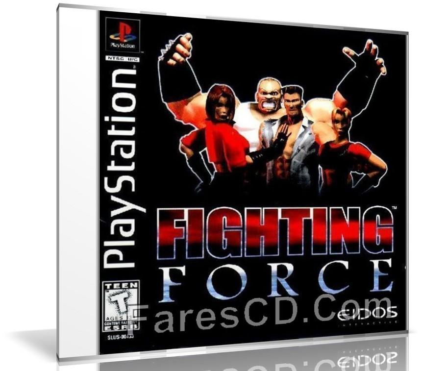 تحميل لعبة | Fighting Force PS 1 ON PC | محولة للكومبيوتر