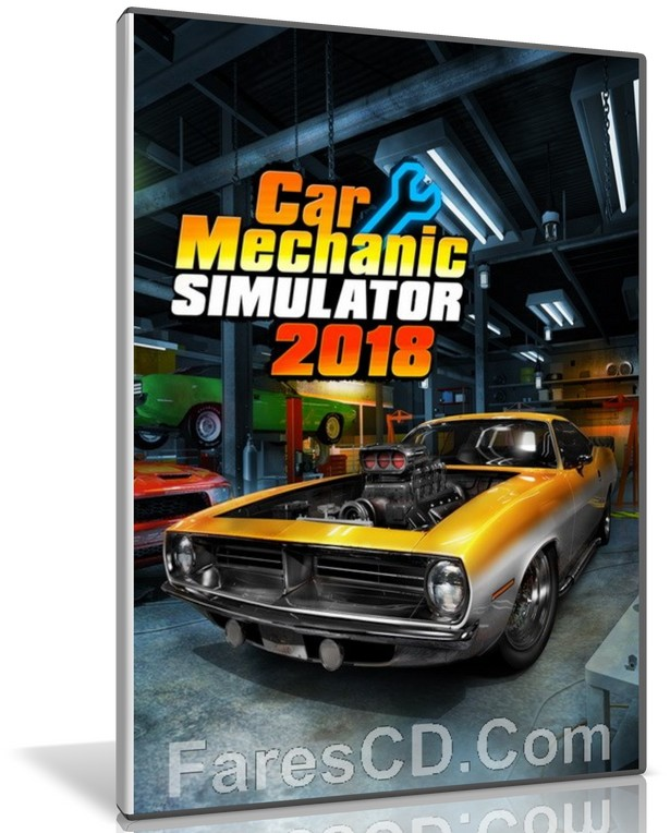 car mechanic simulator 2018 تحميل لعبة