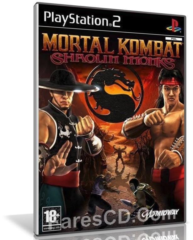 لعبة | Mortal Kombat - Shaolin Monks | محولة للكومبيوتر