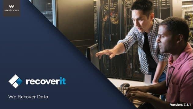 برنامج استعادة الملفات المحذوفة | Wondershare Recoverit Ultimate 8.2.11.5