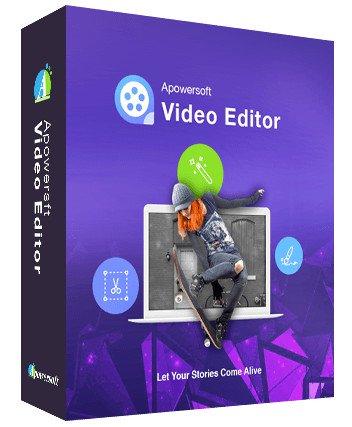 أسهل برامج مونتاج الفيديو   Apowersoft ApowerEdit