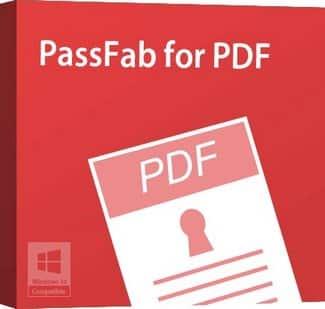 برنامج إزالة كلمات السر لملفات بى دى إف | PassFab for PDF