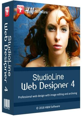 برنامج تصميم المواقع | StudioLine Web Designer
