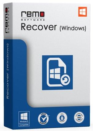 برنامج استرجاع الملفات المحذوفة | Remo Recover Windows .