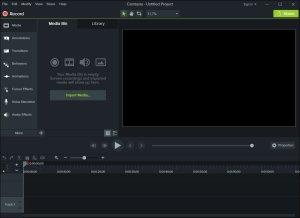 برنامج تصوير الشاشة وعمل الشروحات | TechSmith Camtasia Studio v2019.0.1 Build 4626 (x64)