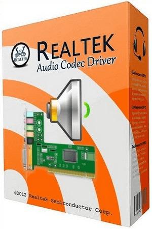 برنامج تعريف كارت الصوت | Realtek High Definition Audio Drivers .