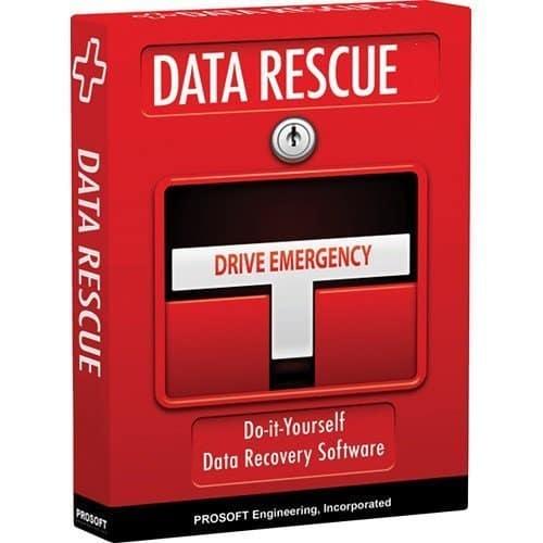 برنامج استعادة الملفات المحذوفة | Prosoft Data Rescue Professional