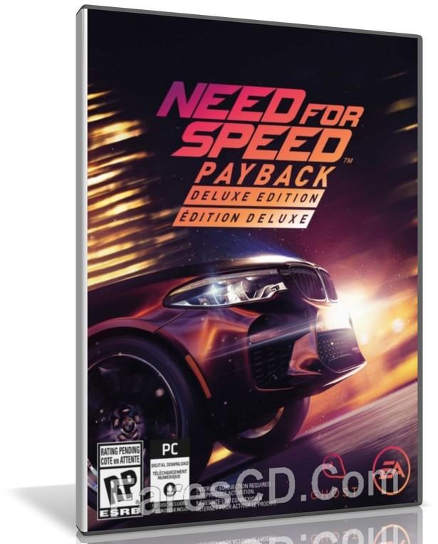 لعبة نيد فورسبيد 2018 | Need For Speed Payback