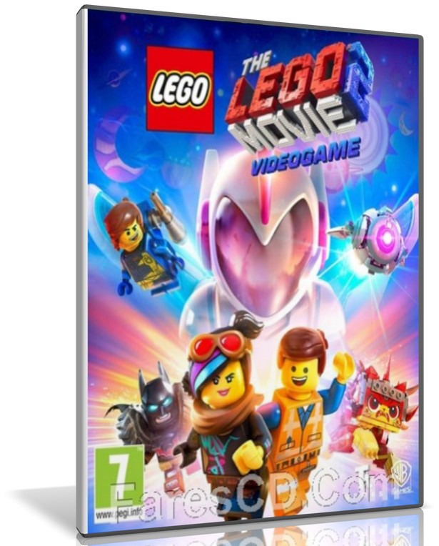 لعبة الأكشن والمغامرات | The LEGO Movie 2 Videogame