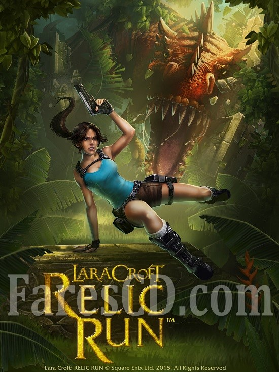 لعبة المغامرات و الاكشن الشهيرة   Lara Croft Relic Run MOD v1.11.112
