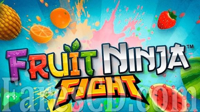لعبة تقطيع الفاكهة الممتعة للاندرويد | Fruit Ninja Fight v1.25.0