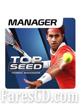 لعشاق العاب التنس للانرويد | TOP SEED Tennis Manager