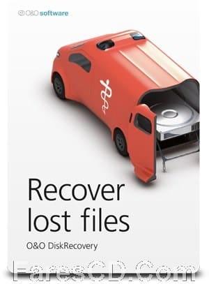 برنامج استعادة الملفات المحذوفة | O&O DiskRecovery Professional