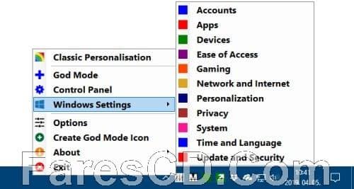 برنامج ضبط إعدادات ويندوز 10 | Win10 All Settings