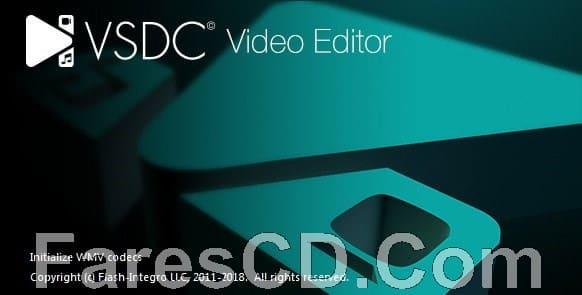 برنامج مونتاج الفيديو البسيط | VSDC Video Editor Pro