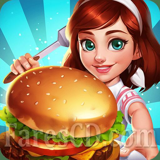 لعبة الطبخ | Cooking Joy 2 MOD v1.0.17 | للأندرويد