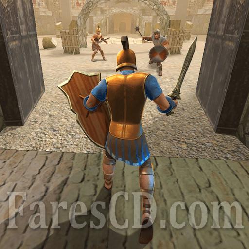 لعبة | Gladiator Glory MOD v2.0.8 | اندرويد