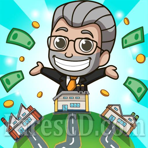 لعبة | Idle Factory Tycoon MOD v1.59.0 | للاندرويد