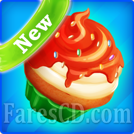لعبة | Idle Sweet Bakery - Cakes Factory MOD v1.12.1 | أندرويد