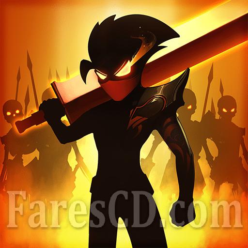 لعبة | Stickman Legends: Shadow Wars MOD v2.4.10 | أندرويد