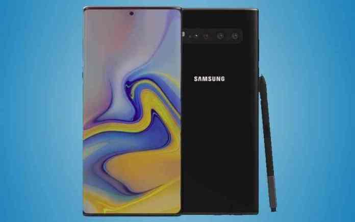 تسريب: سامسونج ستطلق ثلاث هواتف من سلسلة نوت في 2019