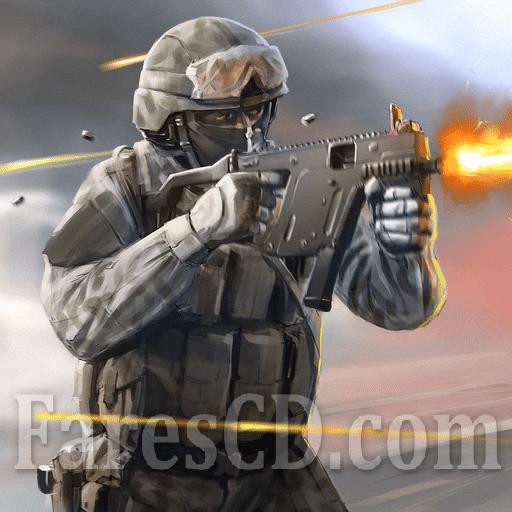 لعبة قوة الرصاص | Bullet Force MOD v1.59 | للأندرويد