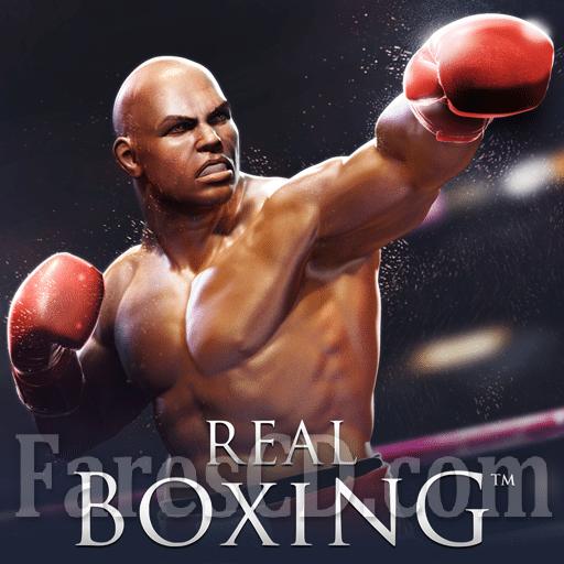 لعبة الملاكمة | Real Boxing MOD v2.5.0 | للأندرويد