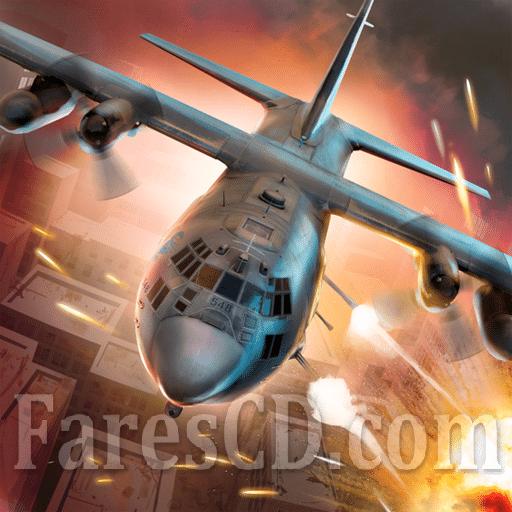 لعبة الإثارة و الأكشن | Zombie Gunship Survival MOD | أندرويد