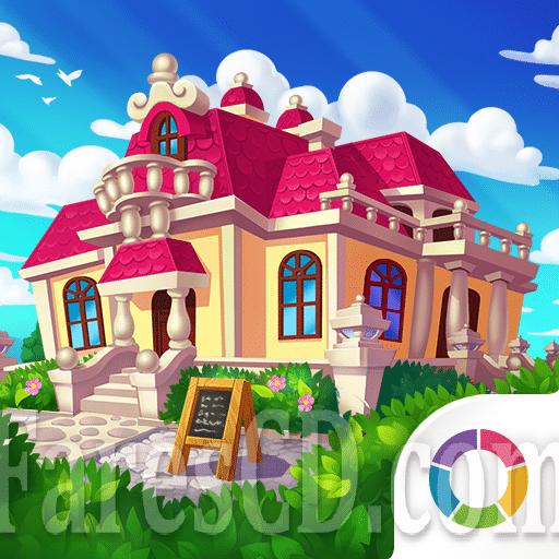 لعبة الألغاز و الترفيه | Manor Cafe MOD v1.45.5 | أندرويد