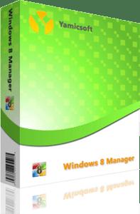 برنامج صيانة ويندوز 8 | Yamicsoft Windows 8 Manager 2.2.8