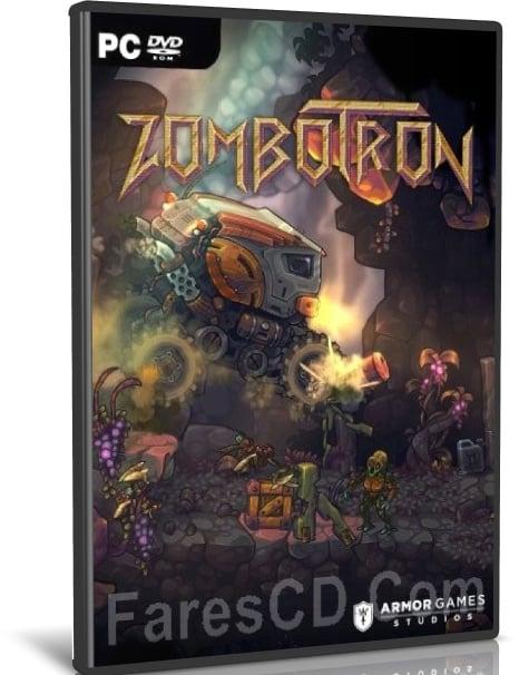 لعبة الاكشن الخفيفة والمميزة   Zombotron
