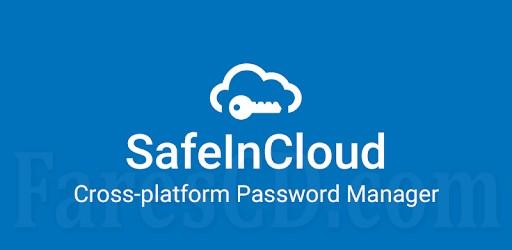 تطبيق حفظ كلمات السر | Password Manager SafeInCloud Pro v19.4.5 | أندرويد