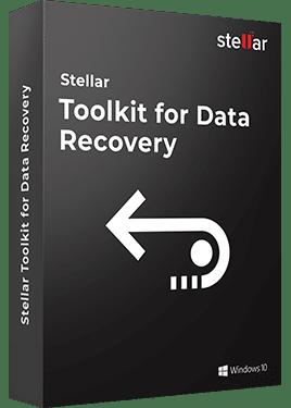 برنامج أدوات إستعادة الملفات المفقودة | Stellar Toolkit for Data Recovery