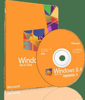 تجميعة إصدارات ويندوز 8.1 | Windows 8.1 Aio x86-x64 | يناير 2020