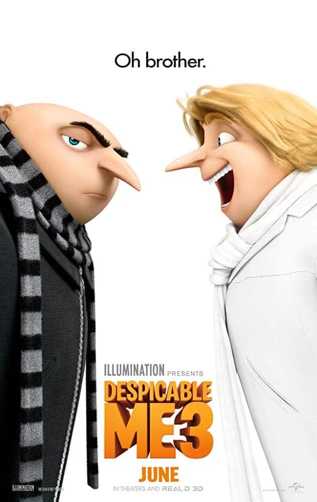 فيلم كرتون | Despicable Me 3 | مديلج