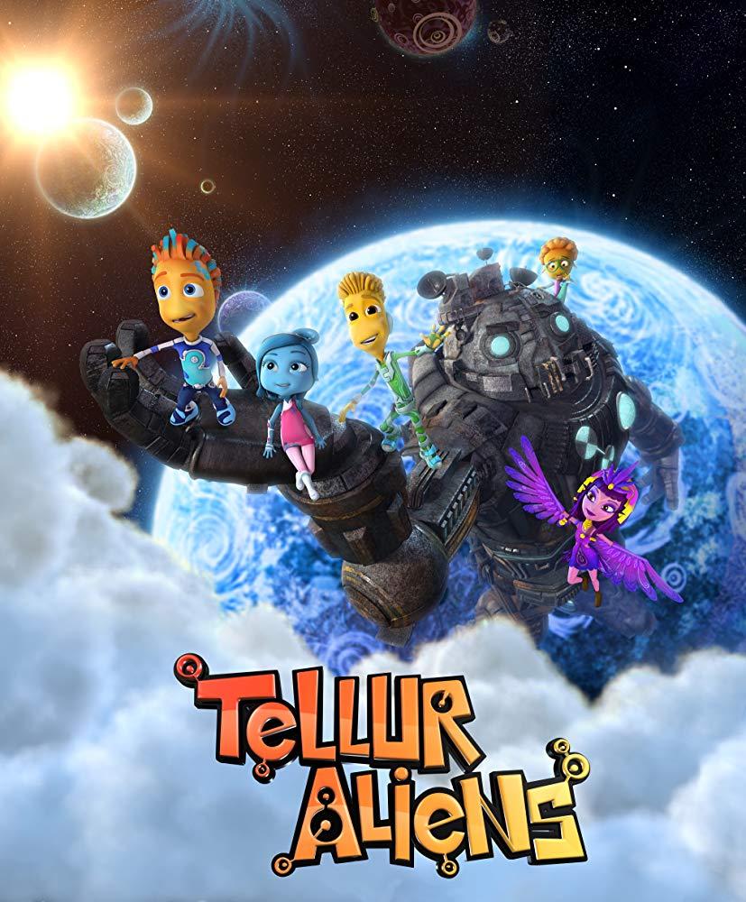 فيلم كرتون | Tellur Aliens | مدبلج