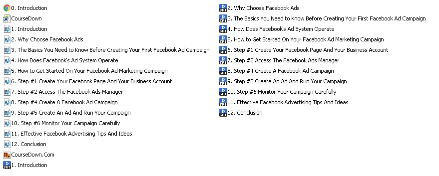 كورس إعلانات الفيسبوك | Create Better Facebook Ads