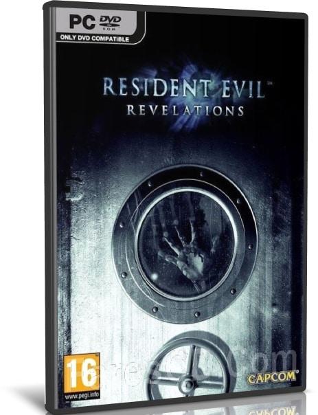 لعبة الرعب الشهيرة | Resident Evil Revelations