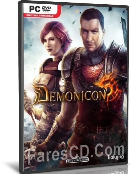 لعبة القتال والأكشن | The Dark Eye Demonicon