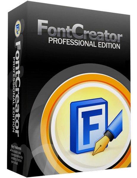 برنامج إنشاء و تعديل الخطوط | High Logic FontCreator