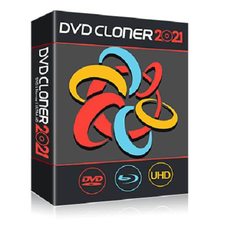 برنامج نسخ اسطوانات دى فى دى   DVD-Cloner 2021