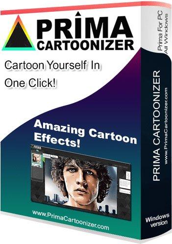 برنامج تحويل الصور لكارتون | Prima Cartoonizer