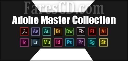 اسطوانة برامج أدوبى 2021 | Adobe Master Collection CC 2021 21.08.2020