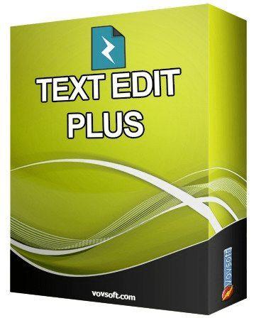 VovSoft Text Edit Plus
