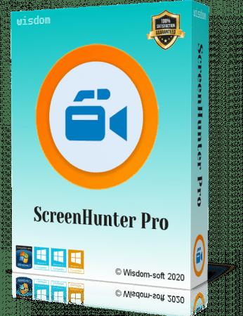 برنامج تصوير الشاشة الرائع | ScreenHunter Pro