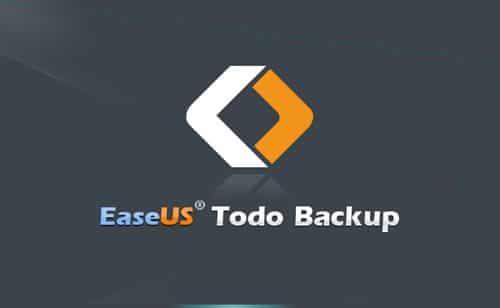 EaseUS Todo Backup WinPE