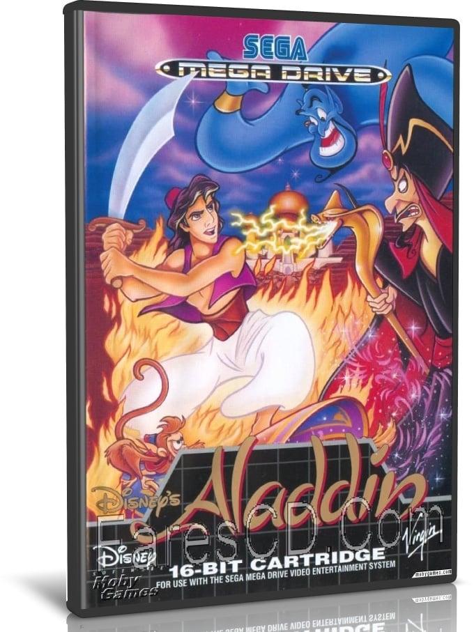 تحميل لعبة Disney Aladdin